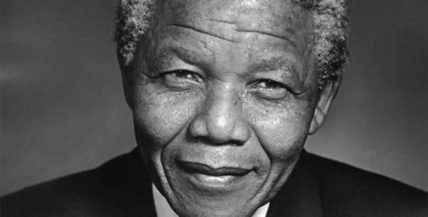 Photo of the Day: Nelson Mandela!