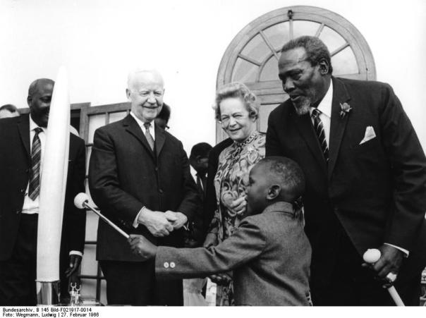 Photo of the Day: Jomo Kenyatta!